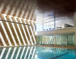 Swimming Pool in Toro by Vier Arquitectos.