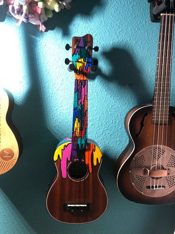Uitgelezene Twenty One Pilots Ukulele | Etsy | Twenty one pilots ukulele SO-42
