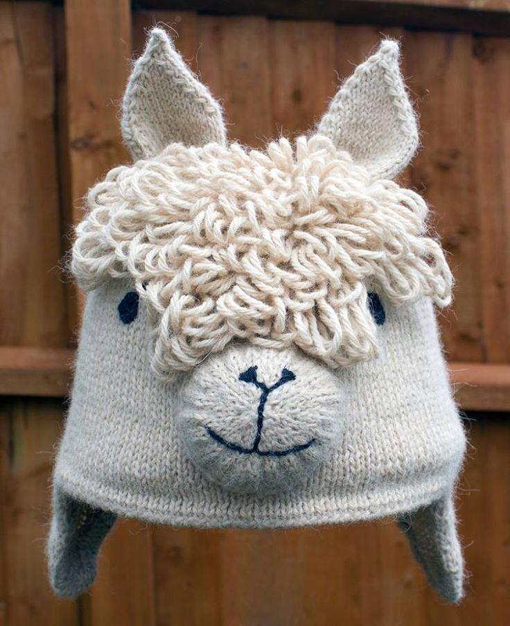 Love this Llama Hat...