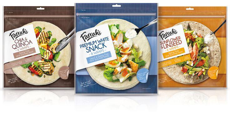Farrah's — The Dieline - Package Design Resource