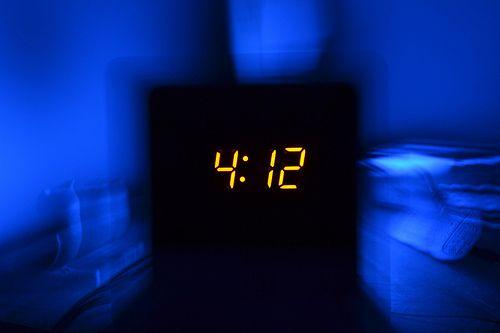 Schlaflosigkeit 3