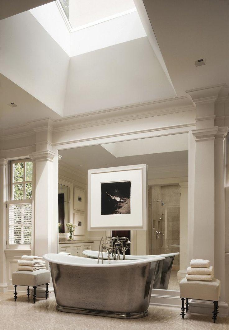 Bathroom in Washington, D.C. by Thomas Pheasant Interiors