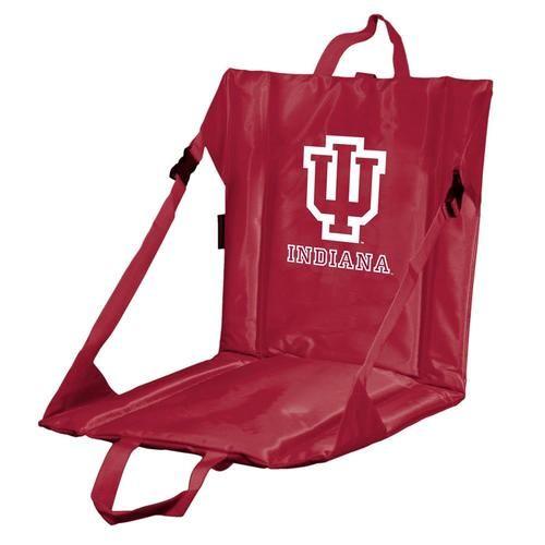 Indiana University Hoosiers Stadium Seat With Back