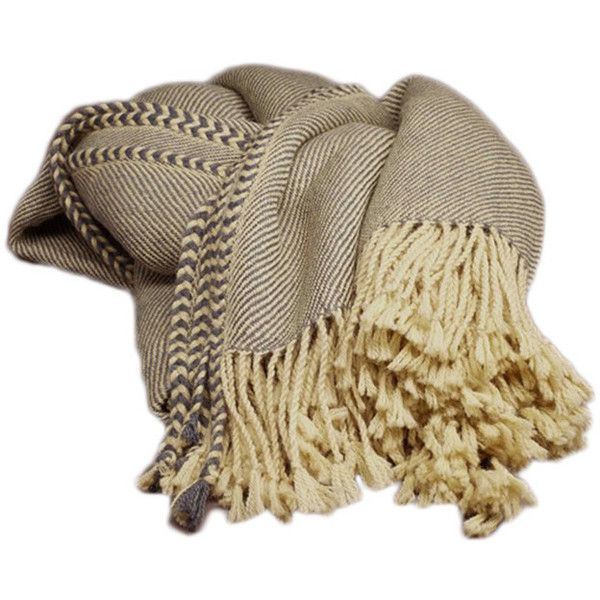 Divin Alpaca Throw Blanket - Traditional - Throws - by Belle and June ❤ liked on Polyvore featuring home, bed & bath, bedding, blankets, alpaca throw, alpaca wool throw, alpaca blanket, alpaca throw blanket and alpaca wool blanket