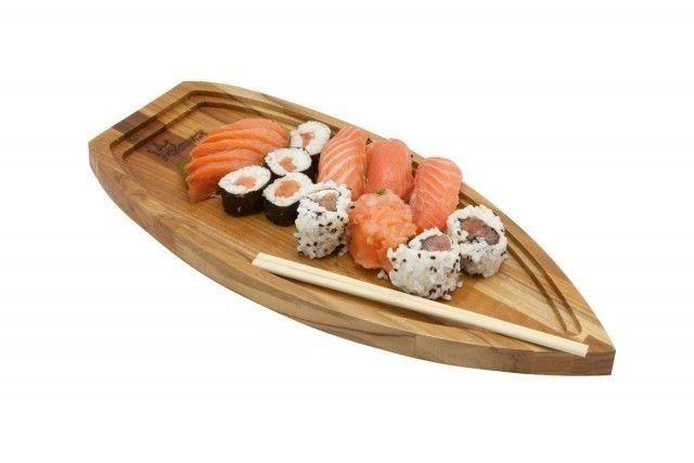 Barco para Sushi e Sashimi - Tudo para boteco