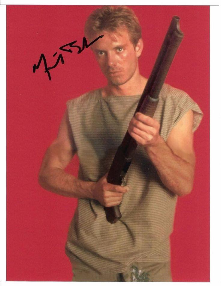 Michael Biehn autographed 8x10 photo+COA 'The Terminator' Kyle Reese
