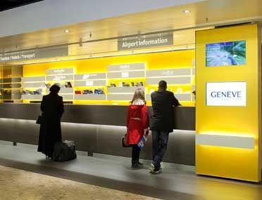 82.000 euros à rembourser pour une fausse alerte à la bombe à l'aéroports de Genève