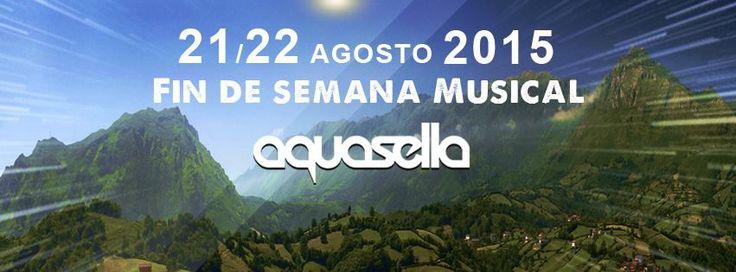 Aquasella Fest 2015 avanza cartel