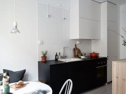 25 beste idee n over kleine eetkamer op pinterest kleine eettafels kleine keuken tafels en - Amenager kleine keuken ...