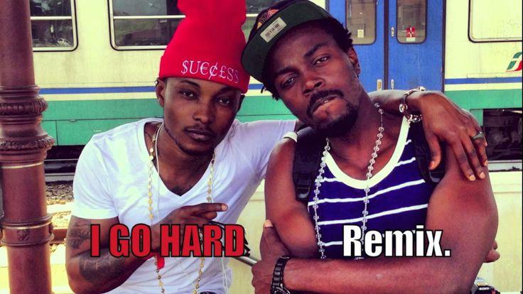 Yung Amarni--I Go Hard Remix.Feat.Kwaw Kese &YawMini GHANA HIPHOP MUSIC