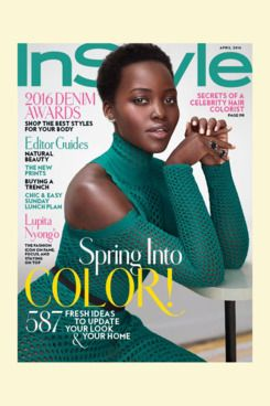 Lupita Nyong'o Makes the Case for Going Bald -- The Cut