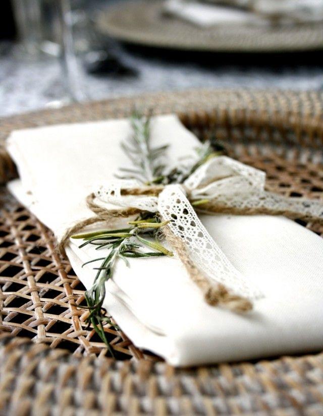 103 idées de déco mariage champêtre – atmosphère naturelle