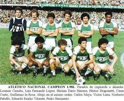 1981 Atletico Nacional