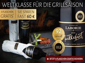 2012 Laborie Jean Taillefert Wine of Origin Paarl 3 + 3 Aktion* Legen Sie jetzt 3 Flaschen in den Warenkorb und Sie erhalten 3 weitere gratis dazu! 3 + 3 Aktion #aktuelles Wein Angebot #Laborie Jean Taillefert #Rotwein #Rotwein Angebote #Shiraz #Südafrika #Wein kaufen