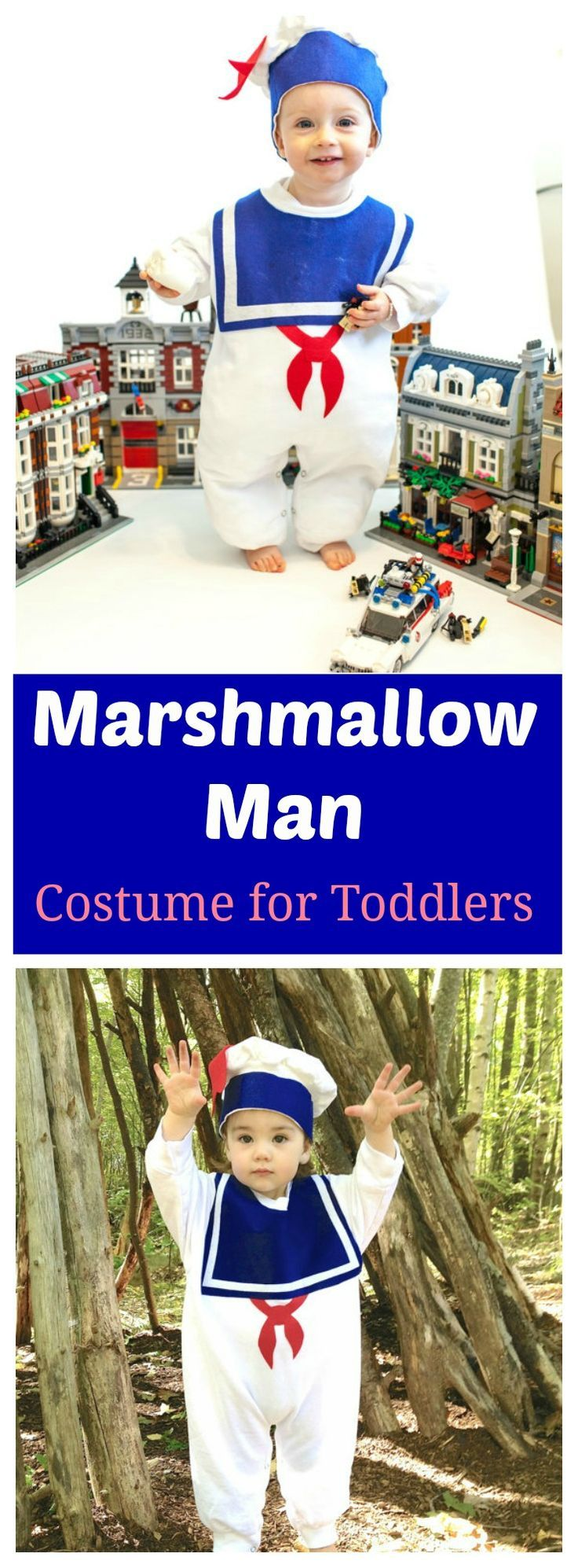 Toddler costumes for boys, marshmallow man costume, ghostbusters costume #affiliate