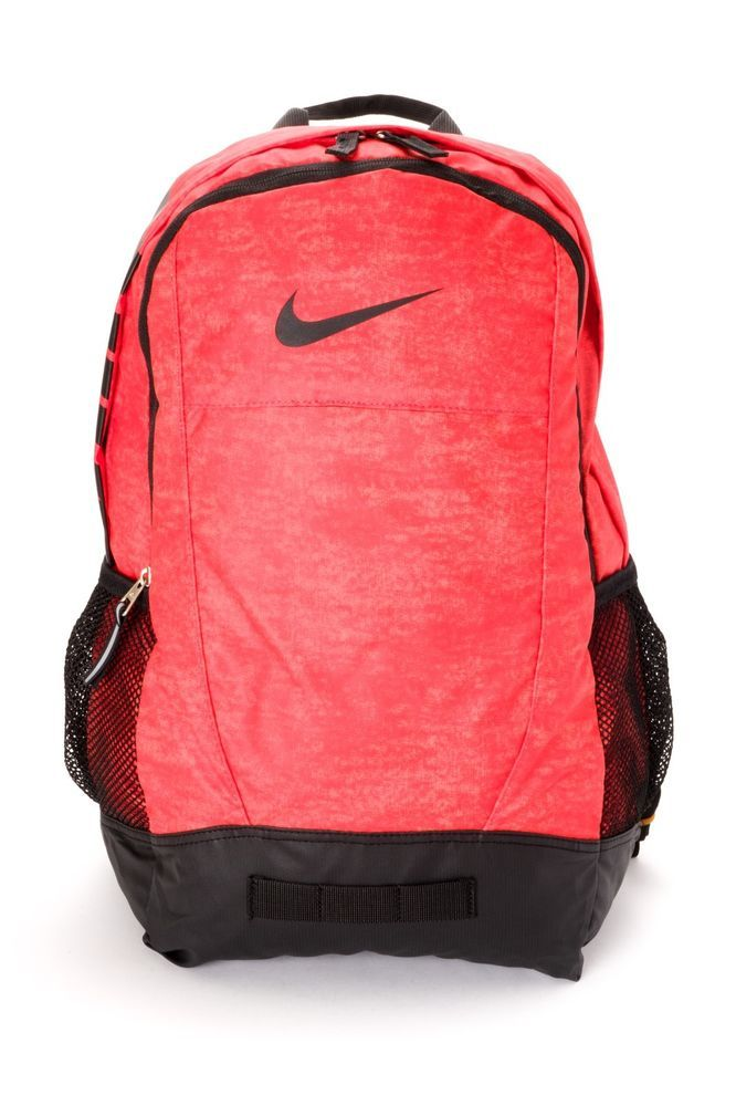 Brand New NIKE Unisex TEAM TRAINNG MAX AIR Backpack Book Bag BA4894-600 #Nike #Backpack