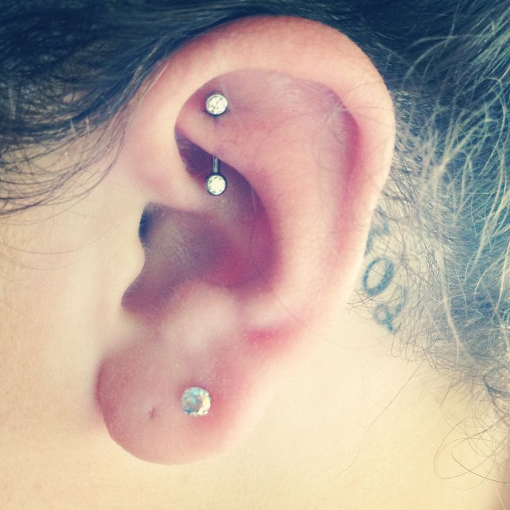 Rook piercing - kinda want to get this done...