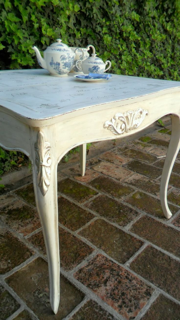 71 best muebles pintados reciclados decoproject images on for Muebles pintados