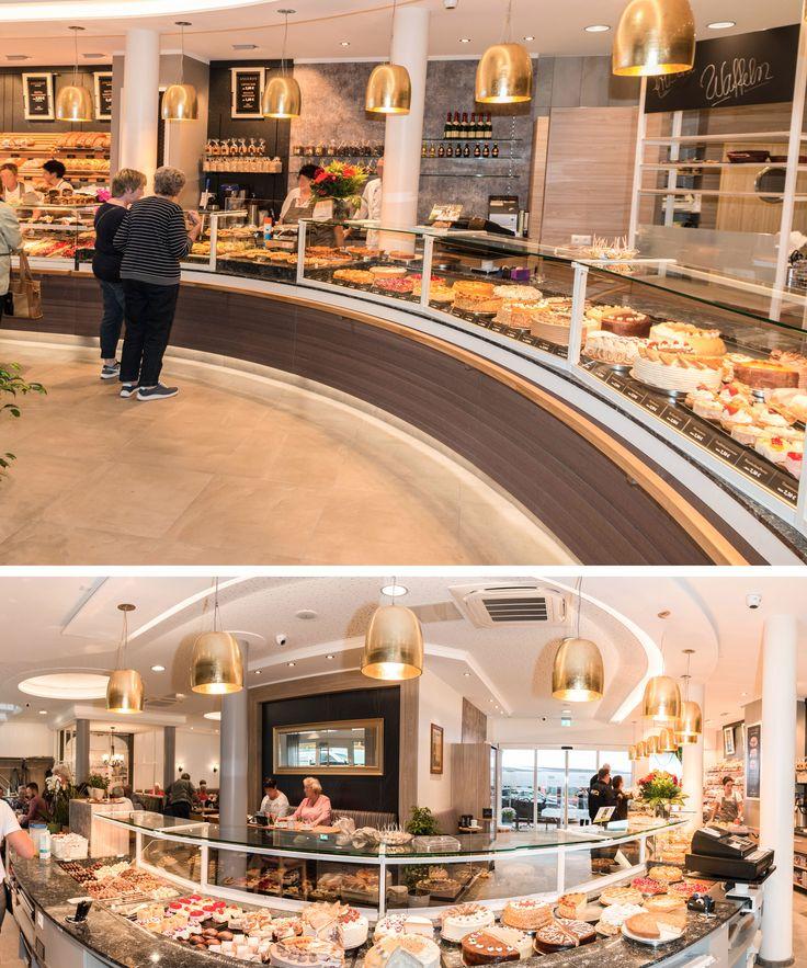 Vintage B ckerei u Konditorei u Caf u Mainz Weitz u J lich u Interieur u Bakery u