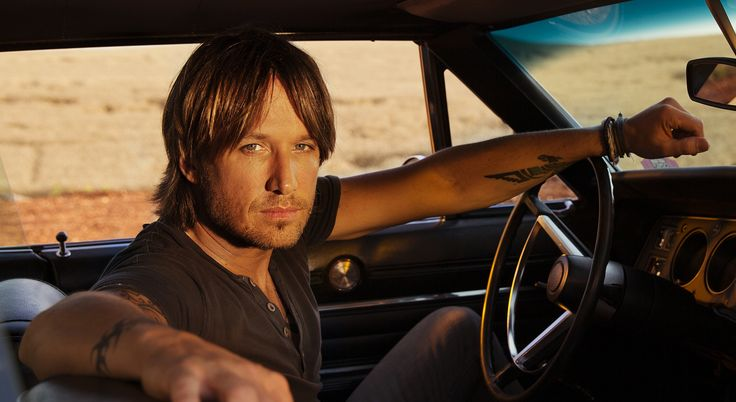 Welcome to the NEW KeithUrban.net!