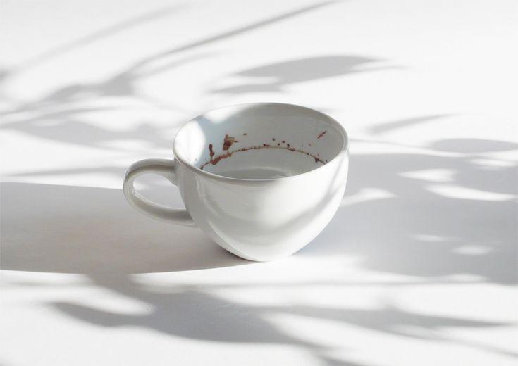 Yukihiro Kaneuchi - Tiny landscape in a coffee cup
