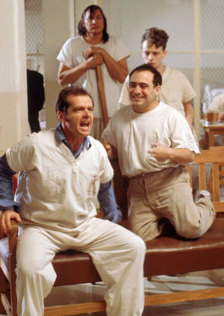 A movie review of one flew over the cuckoos nest