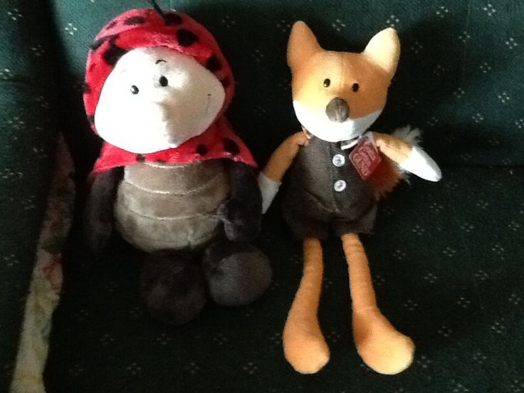 Lady May and Mr Fox