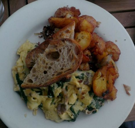 Brunch at Plow SF