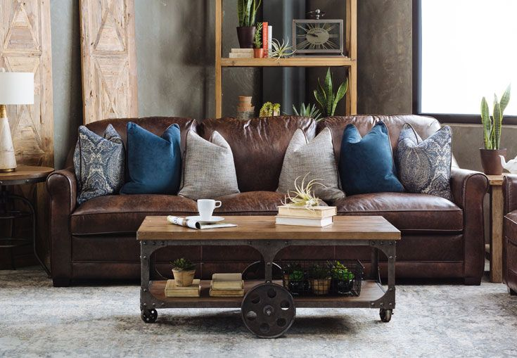 21 best modern farmhouse images on pinterest rustic farmhouse living room furniture and for Modern farmhouse living room furniture