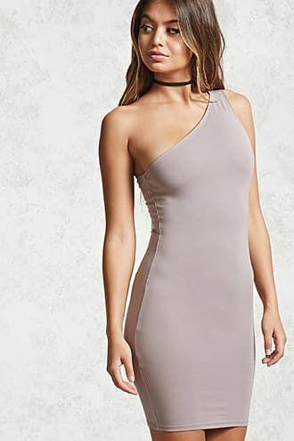 One-Shoulder Bodycon Mini Dress Jetzt bestellen unter: https://mode.ladendirekt.de/damen/bekleidung/kleider/sonstige-kleider/?uid=beb11ef2-a816-5167-b18a-4addf5cf50a8&utm_source=pinterest&utm_medium=pin&utm_campaign=boards #skirts #sonstigekleider #women's #accessories #dresses #kleider #clothing #bekleidung