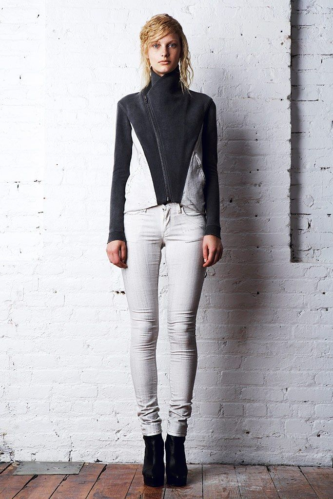 Helmut Lang Resort 2011 Collection Photos   Vogue
