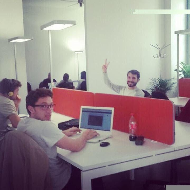 La Cantine Le Quai #coworking (Toulouse, France)