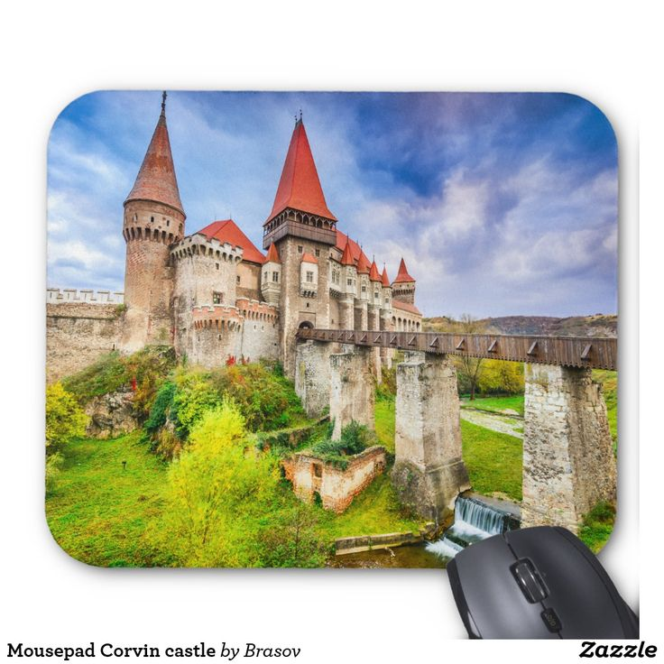 Mousepad Corvin castle