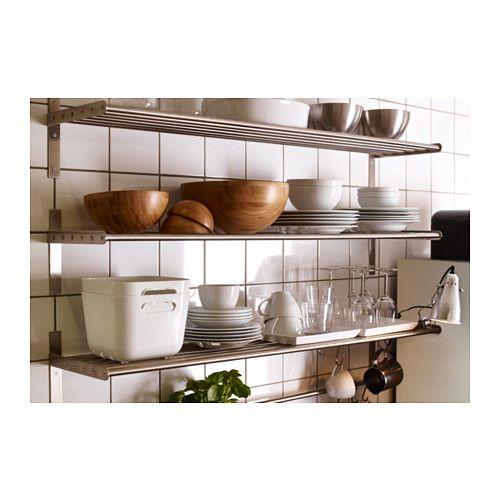 """Ikea Hochbett Erfahrungsbericht ~ Über 1 000 Ideen zu """"Edelstahl Arbeitsplatte auf Pinterest  Küche"""