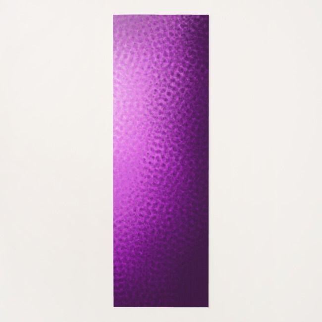 Purple Points Yoga Mat Zazzle Com Personalized Yoga Mat Abstract Yoga Mat Yoga Mat