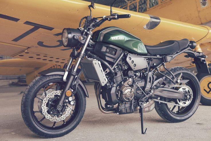 Son teknoloji ürünü 689cc sıralı 2 silindirli motoru, derin tork ve süper çevik şasisiyle mirasa değer veren motosiklet tutkunları için ideal; XSR700 #tasarim #yamahatürkiye #yamahamotor #sportheritage #fastersons