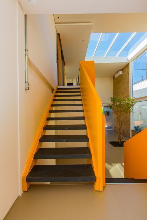 Escada De Ferro: 50 Modelos Funcionais Para Inspirar O Seu Projeto