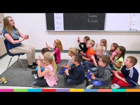 YouTube... Teaching beat vs rhythm