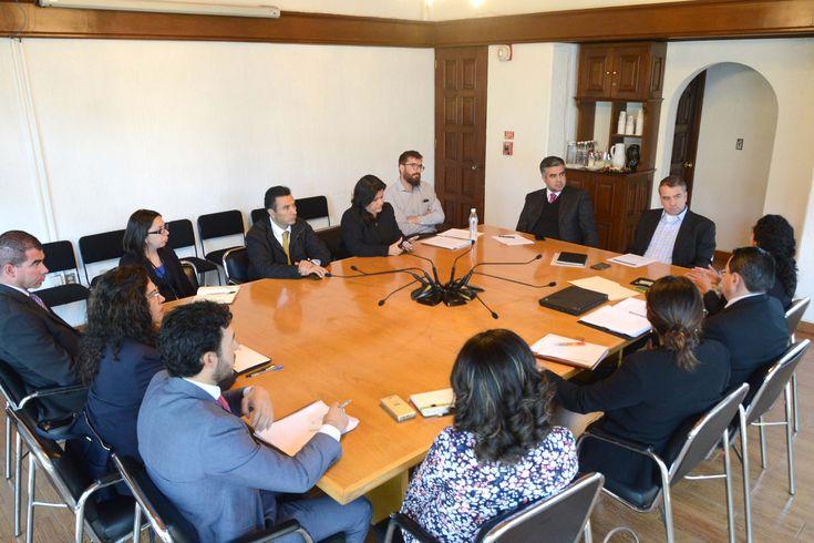 Celebran IEDF y la CNS reunión de trabajo en relación a la Certificación en las Normas internacionales de calidad ISO