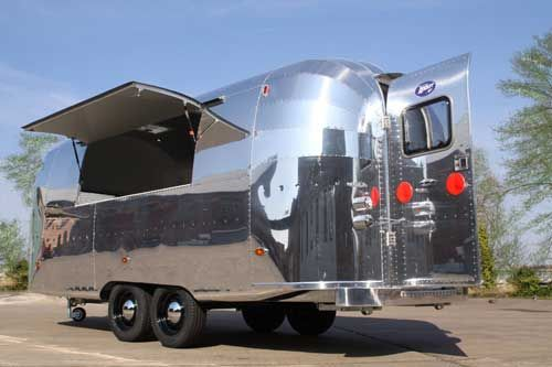 love this all the style of an airstream but so much cheaper airstream pinterest home. Black Bedroom Furniture Sets. Home Design Ideas