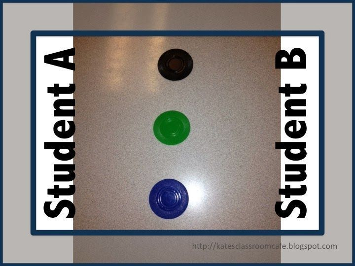 Classroom game that engages all students in the lesson. We call this SPOT ON and it is so easy to set up!