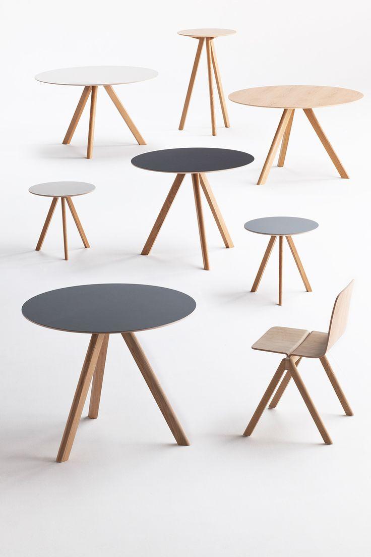 HAY COPENHAGUE ROUND TABLE CPH20 by RONAN & ERWAN BOUROULEC