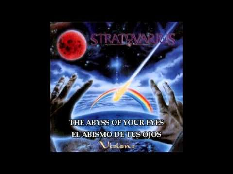 Stratovarius - The Abyss Of Your Eyes (English - Español) - YouTube