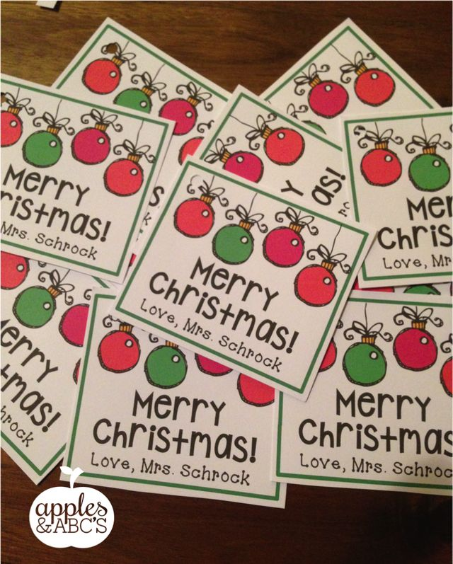 Christmas Tag Freebie | Freebielicious | Bloglovin'