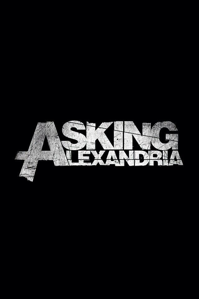 Asking Alexandria iPhone wallpaper! Epic!
