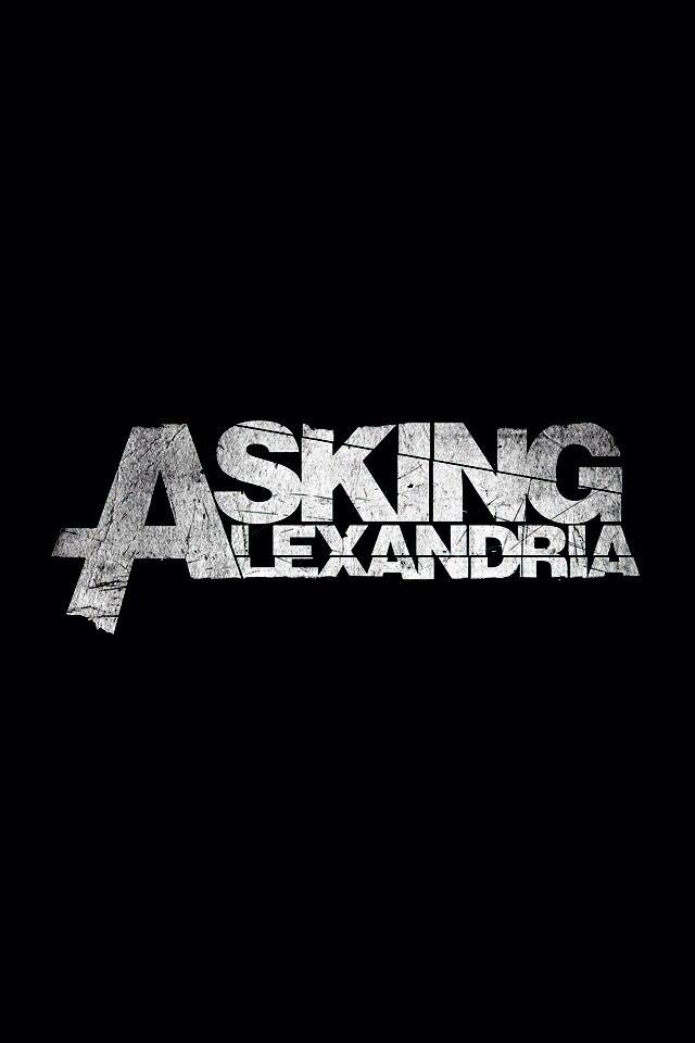 Asking Alexandria iPhone wallpaper! Epic!