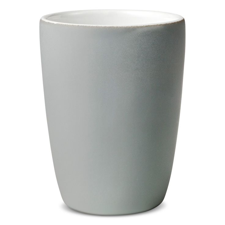 Bathroom Tumbler Gray - Room Essentials™ : Target