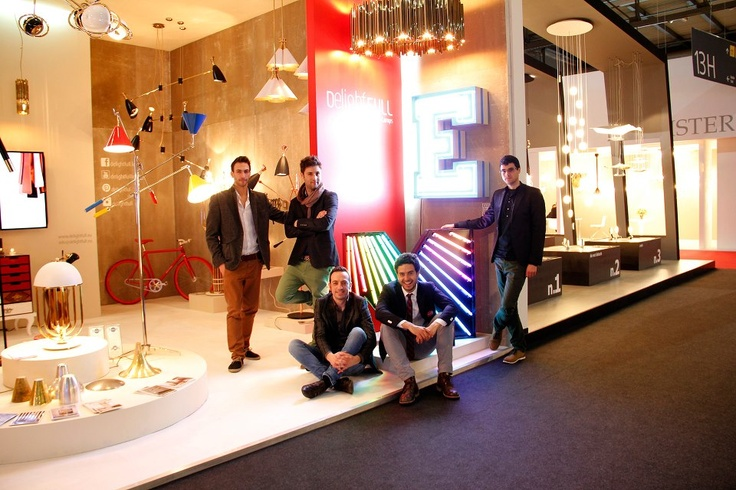 Euroluce - Isaloni  Team Delightfull: THESE BOYS ARE NOT FOR SALE