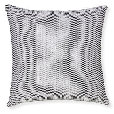 Rapee Monsoon Cushion Black 50 x 50 cm