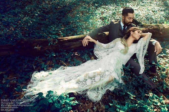 Backyard Wedding by Three Nails Photography _ Amazing!
